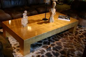 gold leaf coffee table great gold leaf coffee table contemporary gold leaf coffee table at