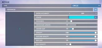 taimou s overwatch settings updated read descriptions album