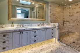espresso cabinets traditional bathroom clawson architects