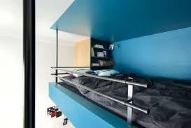 hauteur plafond chambre mezzanine inspiration gain de place côté maison