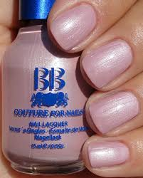 medium pink frosty metallic mauve with shimmer nail polish for women