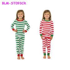 sales wholesale matching family pajamas cotton
