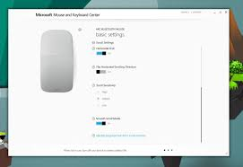 Microsoft Sculpt Comfort Mouse Not Connecting Microsoft Mouse And Keyboard Center Is A Must Have App You May Not