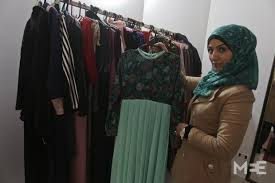 east clothing gaza s fashion designer middle east eye