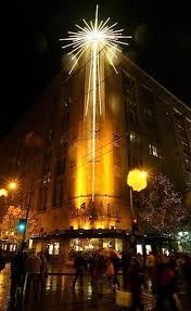 downtown seattle tree lighting celebration u0026 holiday parade 2010
