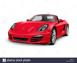porsche convertible white red 2014 porsche boxster s convertible luxury sports car isolated