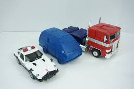 nissan vanette ironhide voodoo robots salus ratchet and animus ironhide tfw2005