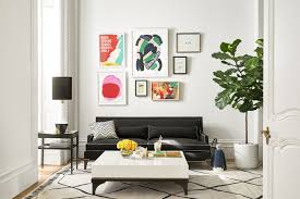 how to choose the right art for a gallery wall architectural digest