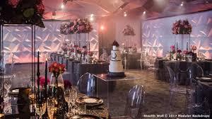 wedding expo backdrop stealth wall modular backdrops usa