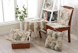 Dining Chair Cushions Crochet Hollow Pad Chair Cushions Dining Chair Cushion