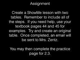 showme envision math 4th grade topic 7