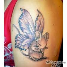 mouse tattoo designs ideas meanings images