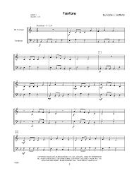 ten progressive duets for trumpet and t j w pepper