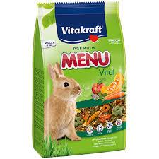 rabbit food vitakraft menu vital rabbit food bunnies bunny care