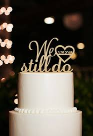 we do cake topper we still do cake topper custom cake topper nature wood cake topper