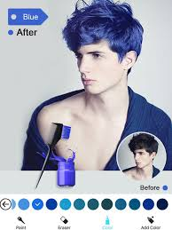 how to see yourself in a different hair color hair color dye switch hairstyles wig photo makeup on the app store