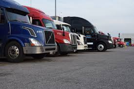 semi truck companies truck parking tech in demand
