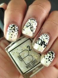 happy new year eve nail art designs happy new year eve nail art