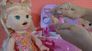 Hochsteckfrisurenen Auf Englisch by Baby Alive Meine Puppe Macht Wunderschöne Frisuren Haare In