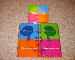 disney classics cd review spon
