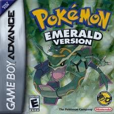 gba 4 android emerald version gameboy advance gba rom