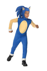 halloween costume meme amazon com sonic generations sonic the hedgehog costume small