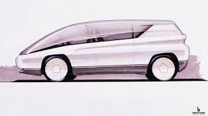 lamborghini front drawing 1988 bertone lamborghini genesis concept we forgot