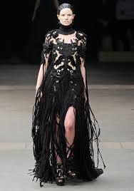 Winter Wedding Dresses 2011 Alexander Mcqueen Autumn Winter 2011 Searching For Style