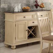 Dining Room Table With Wine Rack Sideboards U0026 Buffets Kitchen Dining Room Furniture Height