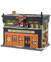 closeout department 56 snow harley road house cafe