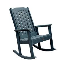 Recycled Plastic Rocking Chairs Highwood Lehigh Recycled Plastic Rocking Chair Hayneedle