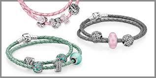 pandora leather bracelet pink images Pandora winter 2016 my pandora bracelet pinterest grandmother jpg