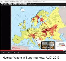 a map of europe with countries list of eu european countries with radioactively contaminated food