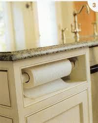 cabinet paper towel holder deas for papertowel holder built in kitchen cabinet paper towel
