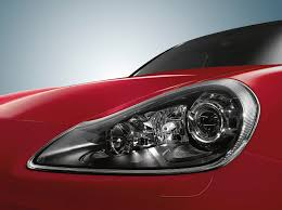 Porsche Cayenne Headlights - clean inside of headlights it can be done 6speedonline