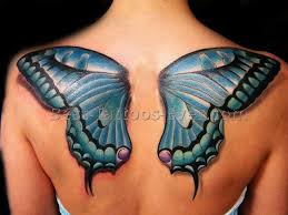 3d butterfly 8 best tattoos
