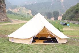 Bell Tent Awning It U0027s Unforgettable Time For The Annual Activity In Jiugukou Beijing