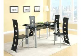 glass top dining room tables rectangular rectangular glass top dining table glass top dining room tables