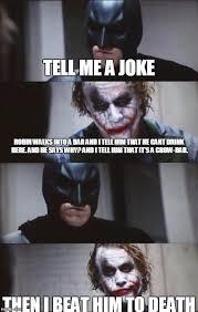 Batman Joker Meme - batman and joker meme generator imgflip