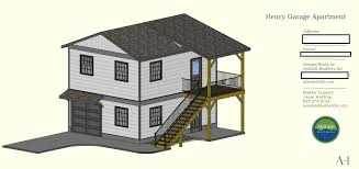 altitude builders inc hency garage apartment