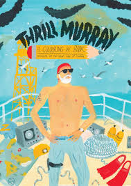thrill murray coloring book mike coley brooke olsen nicholas