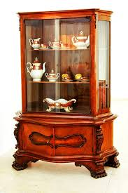 Black China Cabinet Hutch by Decoration Tips How To Get Your China Cabinet Ready For A Party