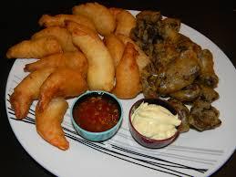cuisine crevette beignet de crevette croustillant et bonne tenue cuisine