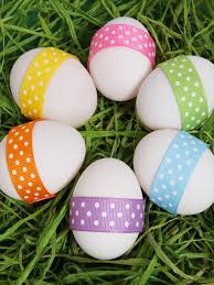 tied buttoned and wrapped easter eggs u2013 organizedchaosonline