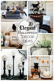 Halloween Baby Shower Centerpieces by Classy Halloween Decor Halloween Pumpkin Decoration Halloween Baby