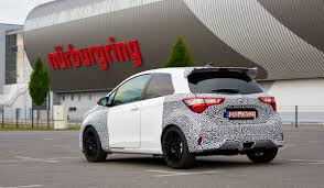 toyota yaris grmn prototype review a masterclass in making the