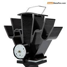 ecofan wood stove fan big sale 2 blade heat powered stove fan ecofan wood stove top fan