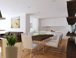 living kitchen ideas appliances open plan living room diner kitchen with handleless