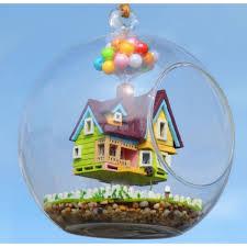 cheap wooden self assemble mini house diy house wood house up b006