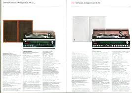 K Henkatalog Dual Katalog 1973 Stereo Quadro Hifi Progrmm 73